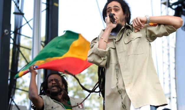 Damien Marley At Bonnaroo 2006