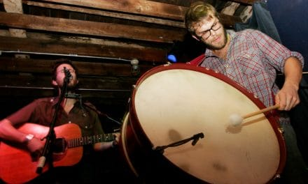 SPIN Magazine – Elvis Perkins & Okkervil River At Caledonia