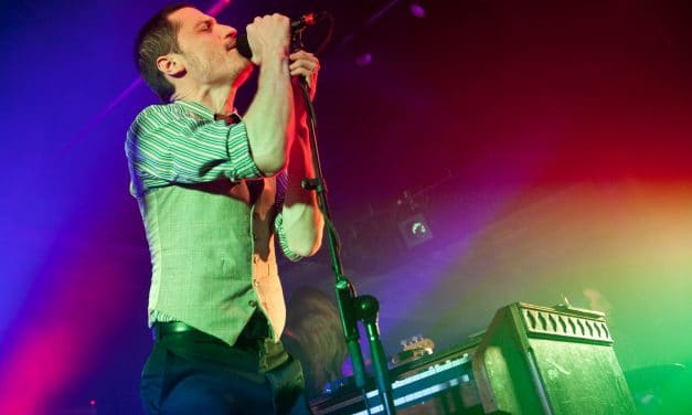 Mutemath Returns To The 40 Watt In Athens, GA